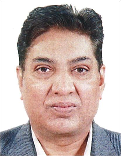 Mr. Arvind Patel