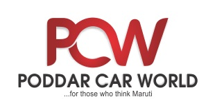 Poddar Car World Logo