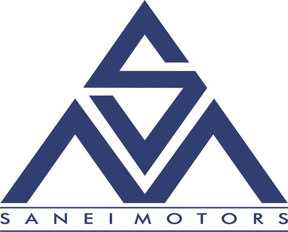 Sanei Motors Logo