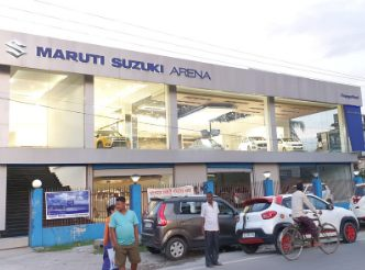 Bharati Motors Chapaguri Road, Bongaigaon AboutUs