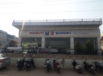 Jamu Automobiles Industrial Area, Sikar AboutUs