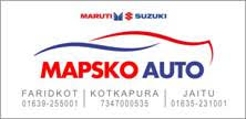 Mapsko Auto Logo