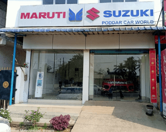 Poddar Car World Azara, Assam AboutUs