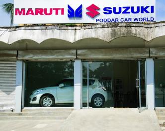 Poddar Car World Kalaigaon, Assam AboutUs