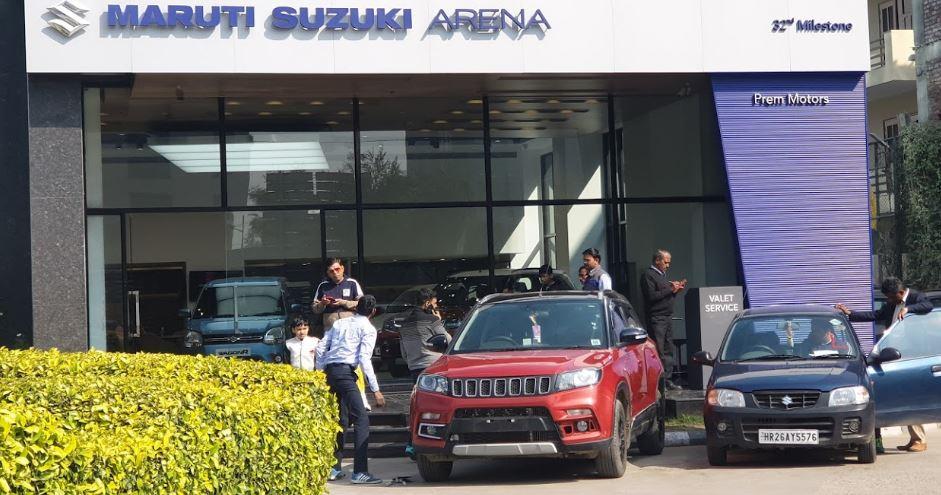 Prem Motors Sector 15, Gurgaon AboutUs