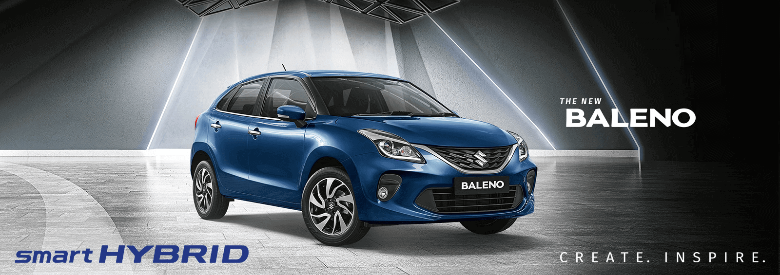 Baleno-Desktop-Banner Prem Motors Pvt. Ltd. IDC Sector 14, Gurgaon