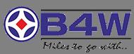 Bright 4 Wheel Logo