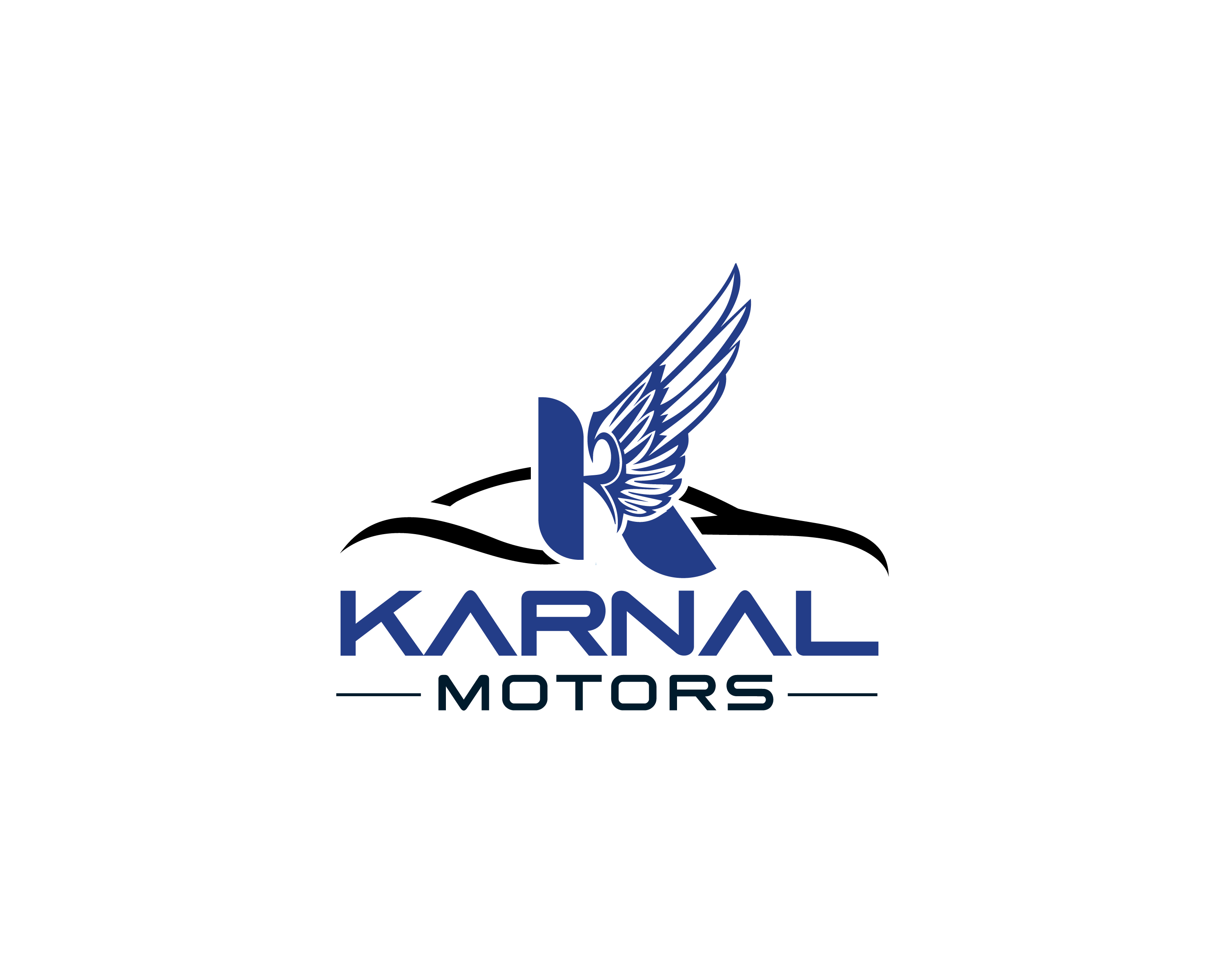 Karnal Motors  Logo