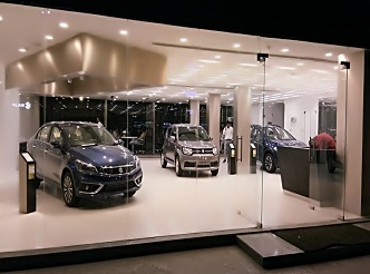 TR Sawhney Automobiles Delhi Road, Meerut AboutUs